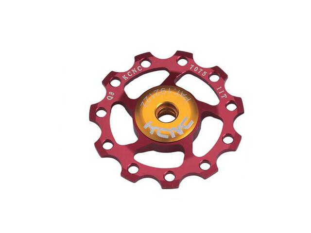 KCNC Jockey Wheel 11 Zähne Ceramic Bearing rot